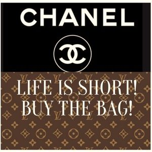 Authentic New Chanel & Louis Vuitton Coming Soon!